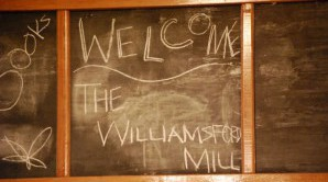 Welcome to the Williamsford Mill!