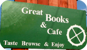 Welcome to Great Books & Cafe at the Williamsford  Mill